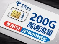 5G通信联盟【中国电信星卡】39元招代理